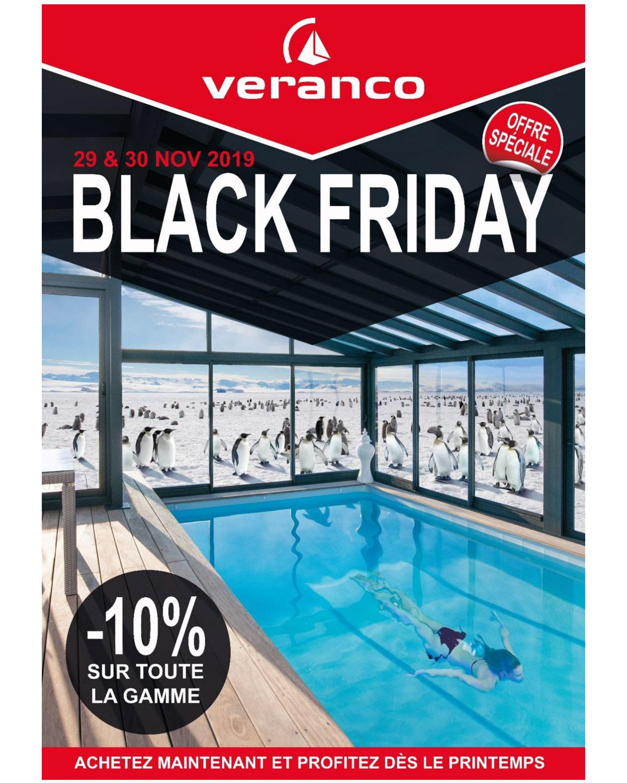 Black Friday Veranco EcoIsolation