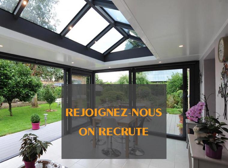 recrutement poseur veranda menuiserie 78290